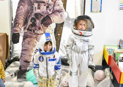 50th Anniversary Moonlanding Celebration - Sutton Library 20-7-19 - 0121
