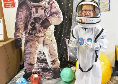50th Anniversary Moonlanding Celebration - Sutton Library 20-7-19 - 0136