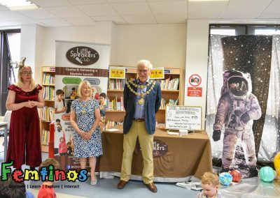 50th Anniversary Moonlanding Celebration - Sutton Library 20-7-19 - 0137