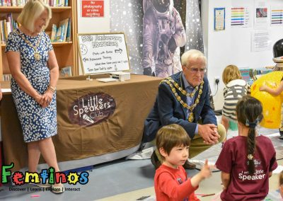50th Anniversary Moonlanding Celebration - Sutton Library 20-7-19 - 0152