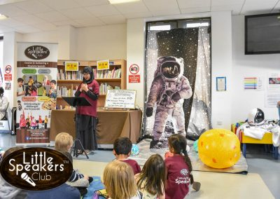 50th Anniversary Moonlanding Celebration - Sutton Library LS 20-7-19 - 0113