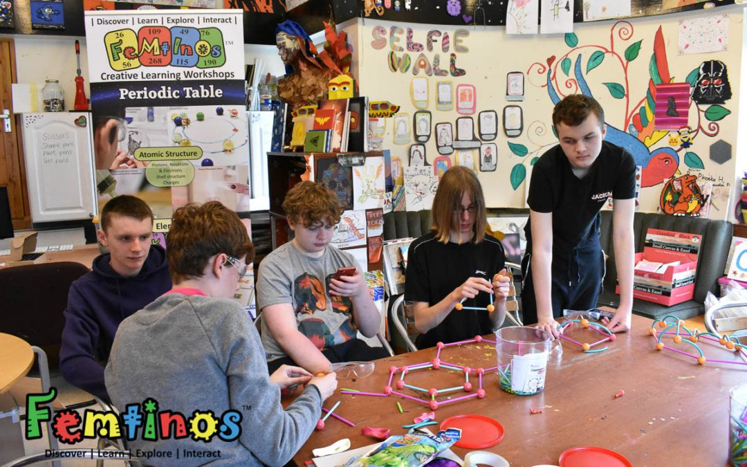 Periodic Table Workshop – Your Ideas Redditch