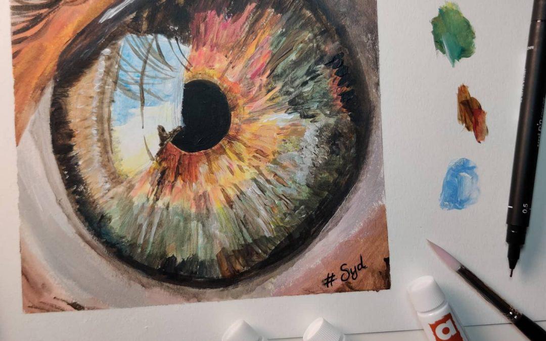 Summer Online Art Course